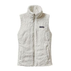 Patagonia Women's Los Gatos Fleece Vest White